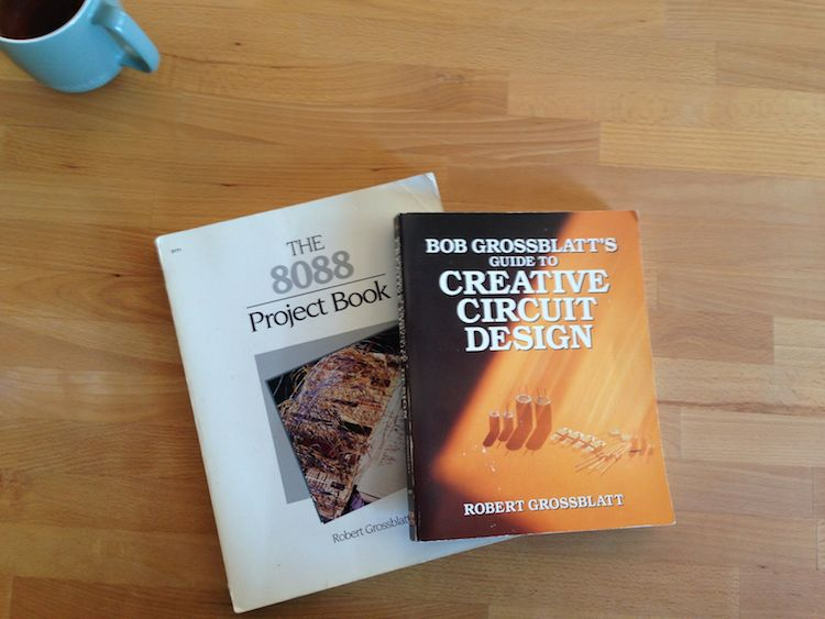 Bob Grossblatt's books