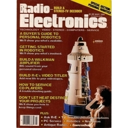 Radio-Electronics magazine